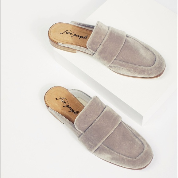 5e80ddb2921 Free People Shoes - Free People Velvet At Ease Loafer